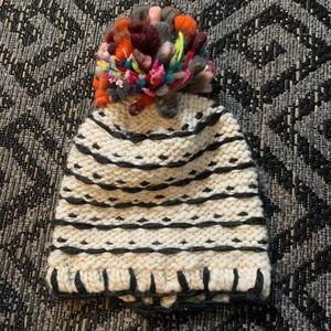 New Zara Pom hat